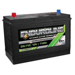 EXL110 Enduroline Leisure Marine Battery 110Ah