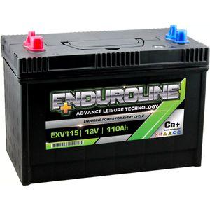 EXV115 Enduroline Calcium Leisure Battery 12V