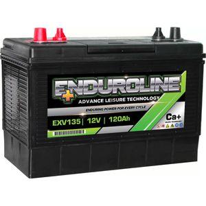 EXV135 Enduroline Calcium Marine and Leisure Battery