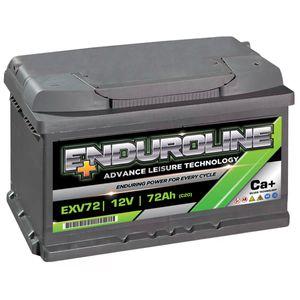 EXV72 Enduroline Leisure Battery 72Ah