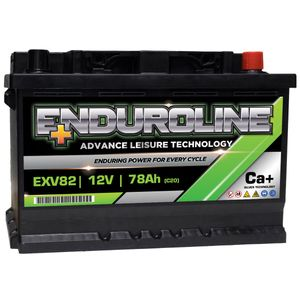 EXV82 Enduroline Leisure Battery 12V