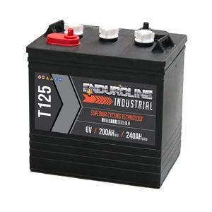Enduroline T125 Deep Cycle Battery 6V 240Ah