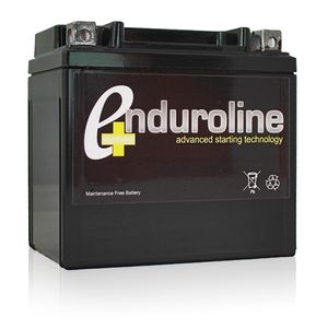 YT6B-3 Enduroline Advanced Motorcycle Battery 12V 4Ah