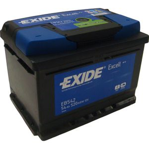065SE Exide Excell Car Battery (EX09)