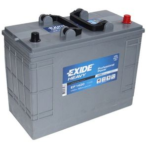 EF1420 Exide Professional Power HDX Battery 12V 142Ah