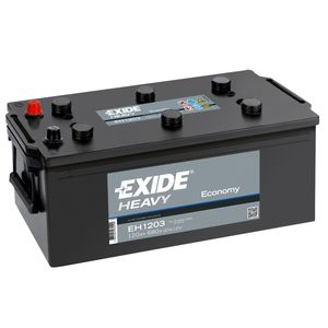 EG1203 Exide Commercial Vehicle Battery 12V 120Ah W627RE EH1203