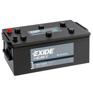 EH1203 Exide Commercial Vehicle Battery 12V 120Ah W627RE