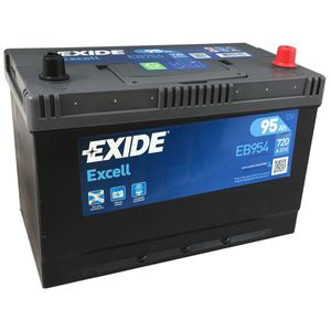 EB954 Exide Excell Car Battery 249SE