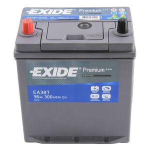 EA387 Exide Premium Car Battery 055TE