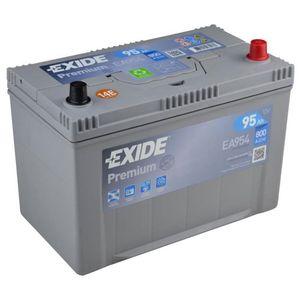 EA954 Exide Premium Car Battery 249TE