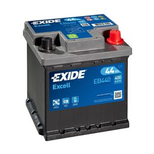 202SE Exide Excell Car Battery EB440