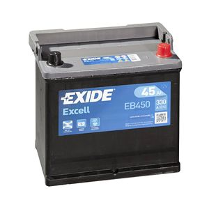 049SE Exide Excell Car Battery EB451