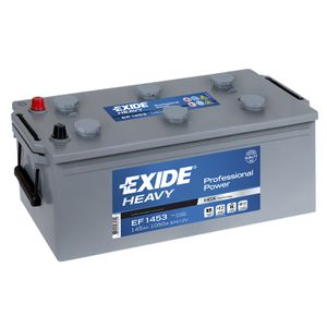 EF1453 Exide Professional Power HDX Battery 12V 145Ah