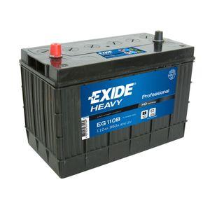 WG31SE Exide Heavy Duty Commercial Professional Battery 12V 110Ah EG110B