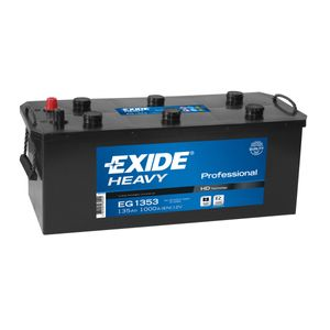 W622SE Exide Heavy Duty Commercial Professional Battery 12V 135Ah EG1353