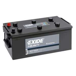 EH1553 Exide Economy Battery 12V 155Ah