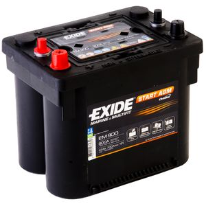 EM900 Exide Start AGM Battery MAX800 (005R)