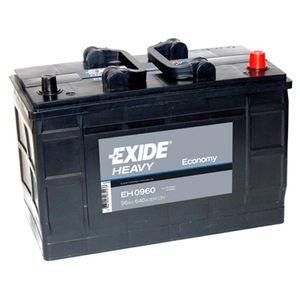 EH0960 Exide Economy Battery 12V 96Ah
