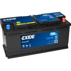 EB1100 Exide Car Battery (W020SE) 12V 110Ah 850CCA