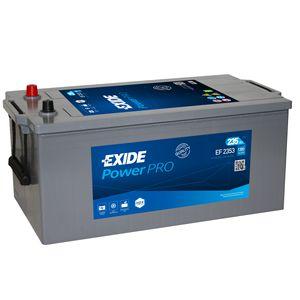 EF2353 Exide Professional Power HDX Battery 12V 235Ah