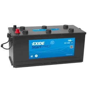 W615SE Exide Heavy Duty Commercial Professional Battery 12V 140Ah EG1406