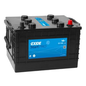 W633SE Exide Heavy Duty Commercial Professional Battery 12V 145Ah EG145A