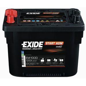 EM1000 Exide Maxxima AGM Battery MAX900
