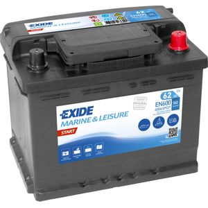 EN600 Exide Start Marine and Multifit Leisure Battery