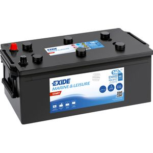 EN900 Exide Start Marine Leisure Battery