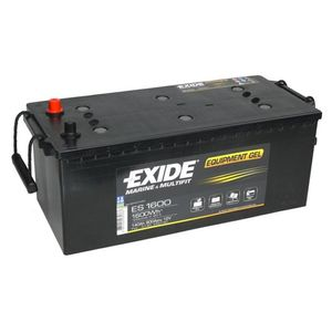ES1600 Exide G140 Marine and Multifit Gel Leisure Battery 140Ah