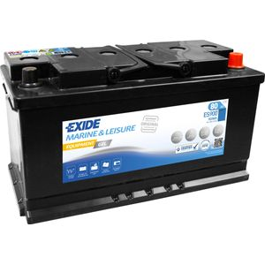ES900 Exide G80 Marine Gel Leisure Battery 80Ah