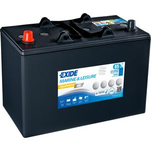 ES950 Exide G85 Marine Gel Leisure Battery 85Ah
