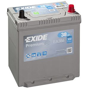 EA386 Exide Premium Car Battery 054TE