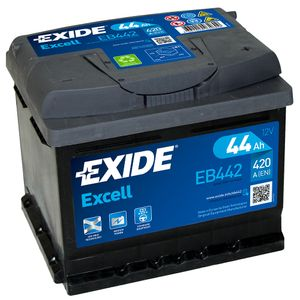 EB442 Exide Excell Car Battery 063SE