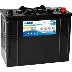 ES1300 Exide G120 Exide Marine Gel Leisure Battery 120Ah