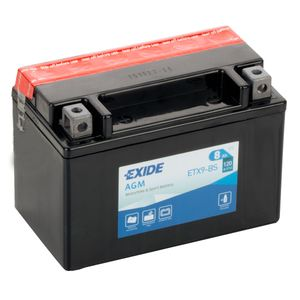 Exide YTX9-BS 12V Motorcycle Battery ETX9-BS