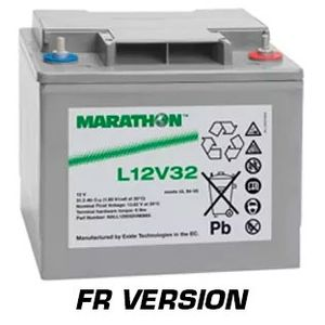 L12V32FR Marathon L Network Battery