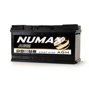 096 AGM Numax Car Battery 12V 70Ah