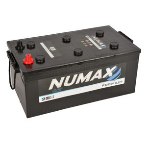 324 Numax Commercial Battery 12V 200AH
