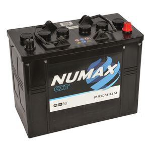 657 Numax Commercial Battery 12V