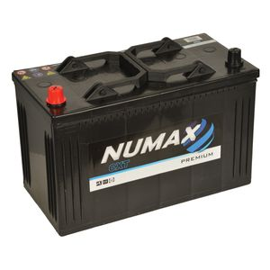646 Numax Commercial Battery 12V