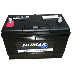 C31-900 Numax Car Battery 12V 115Ah