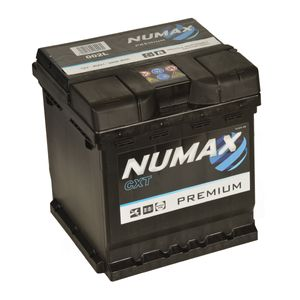 002L Numax Car Battery 12V 38AH