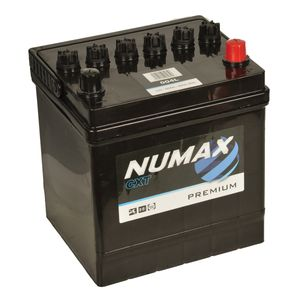 50D20L Numax Car Battery 12V