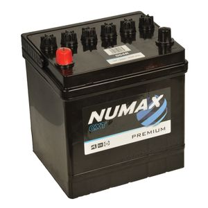50D20R Numax Car Battery 12V