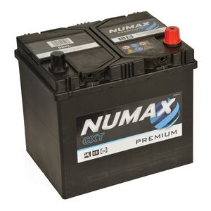 55D23L Numax Car Battery 12V