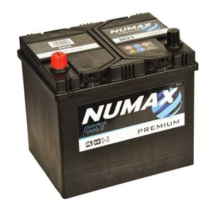 65D23R Numax Car Battery 12V