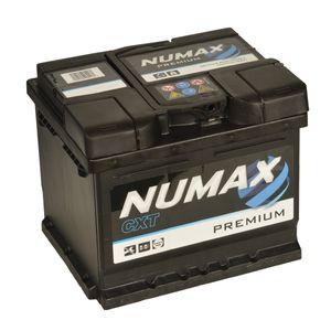 007 Numax Car Battery 12V 36AH