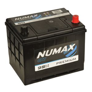 009L Numax Car Battery 12V 55AH
