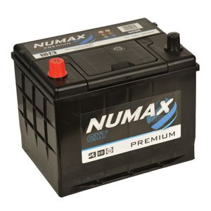 009R Numax Car Battery 12V 55AH